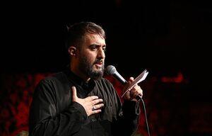 مداحی پویانفر با زبان اشاره برای ناشنوایان +فیلم