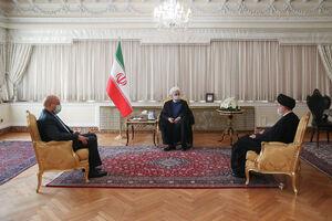روحانی:مجلس و قوه قضائیه در کنار دولت میتوانند رافع مشکلات مردم باشند/ رئیسی: باید امید را در میان مردم ارتقا دهیم