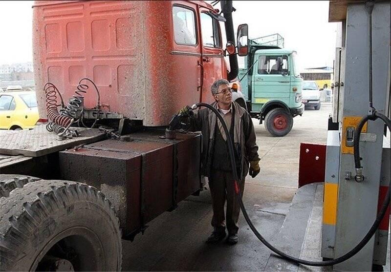 عرضه ماهانه گازوئیل مرزنشینی در بورس