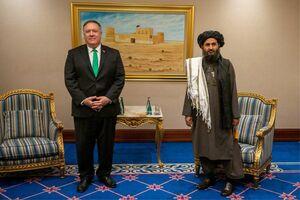 نماینده طالبان حقارت رییسجمهور صرب را جبران کرد +عکس