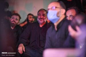 عکس/ مراسم عزاداری شهادت امام سجاد(ع) در شیراز