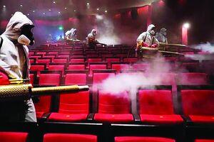 ضربه ویرانگر کرونا به سینماها