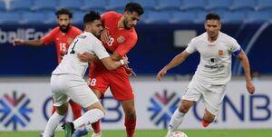 شکست شهرخودرو مقابل نماینده امارات/ یک اشتباه اولین اندوخته رحمتی را به باد داد +فیلم