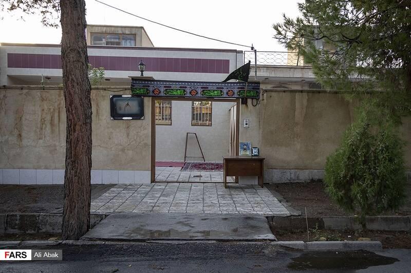 منزل شهید سیدحیدر سیادت