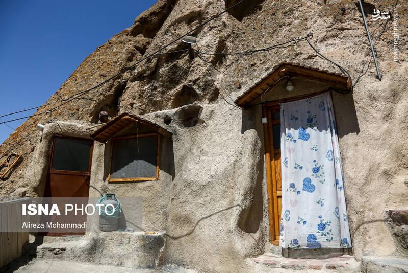 روستای تاریخی کندوان