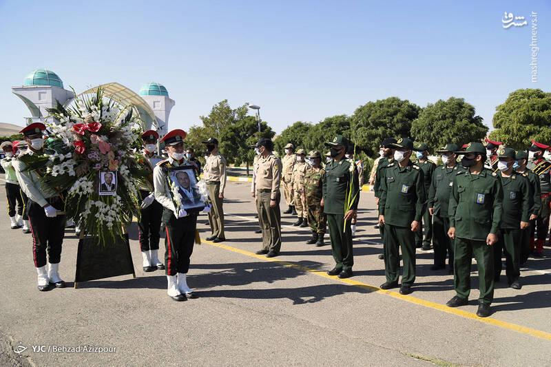 2916978 - عکس/ تشییع شهید مدافع امنیت در تبریز