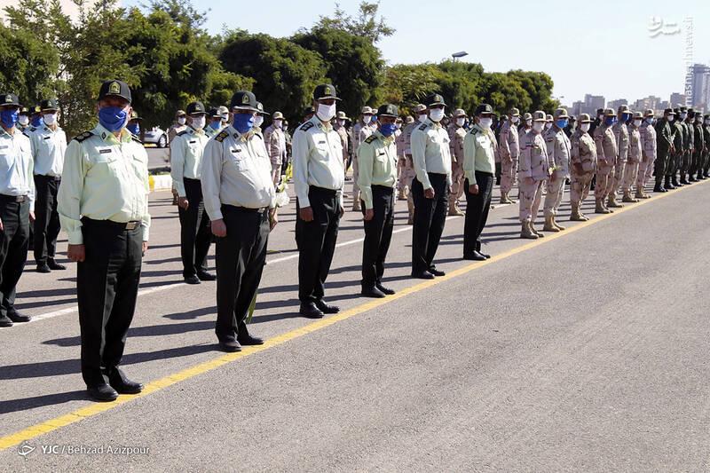 2916980 - عکس/ تشییع شهید مدافع امنیت در تبریز
