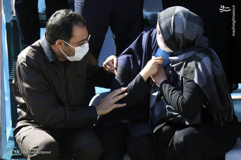 2916984 - عکس/ تشییع شهید مدافع امنیت در تبریز