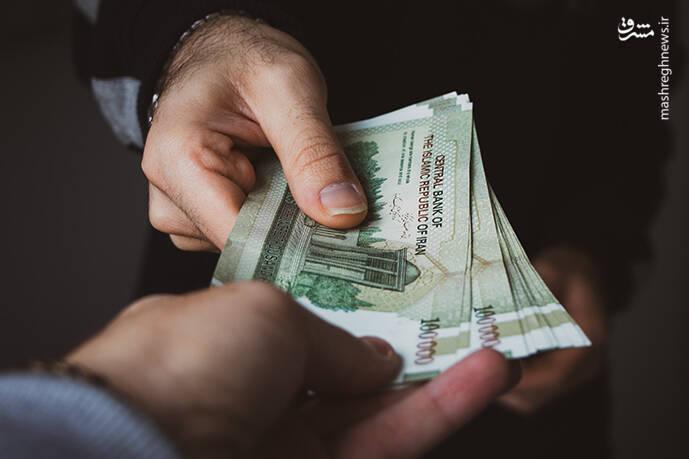 عيدي،بودجه،دولت،مبلغ،تومان،پايان