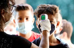 بازگشایی مدارس ایتالیا بعد از وقفه طولانی