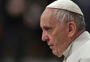 پاپ فرانسیس مشکوک به ابتلا به کرونا