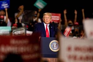۷ دلیل پیروزی احتمالی دونالد ترامپ در انتخابات آمریکا چیست؟
