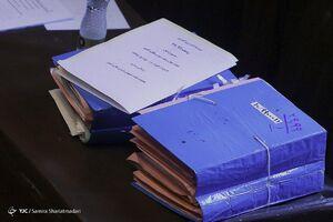 تصاویری از پرونده نجفی در دیوان عالی کشور