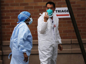 ۸۶۰ بیمار کرونا در آمریکا جان باختند