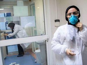 ظرفیت بیمارستانهای تهران تکمیل است