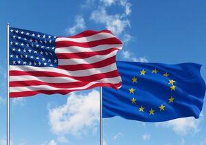 آمریکا اتحادیه اروپا آمریکا