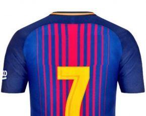 عکس/ شماره ۷ بارسلونا در سالهای اخیر