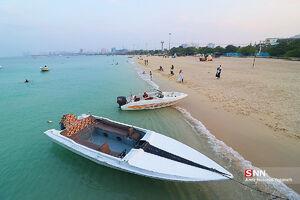 عکس/ جزیره کیش در آخرین روزهای تابستان