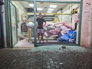 عکس/ خسارت حملات راکتی فلسطین علیه صهیونیستها