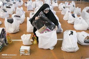 عکس/ رزمایش بزرگ کمک مومنانه در تبریز