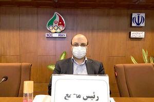 علی نژاد: وزیر ورزش به خاطر تصمیم AFC به اینفانتینو اعتراض کرد