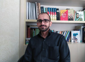 جواد مرتضویزاده - فعال کتاب