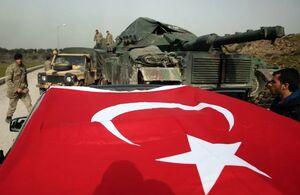 حملات مرگبار شبه نظامیان به مواضع ارتش ترکیه در عفرین +فیلم