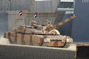 امارات به اردن تانک هدیه می دهد+عکس