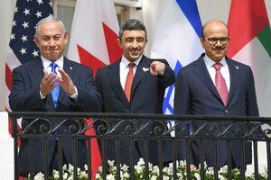 توافق امارات با اسراییل نتانیاهو