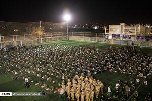 عکس/ همایش اقتدار بسیجیان در شیراز