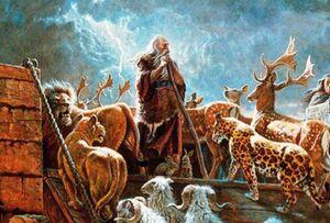 ماجراهایی خواندنی از حضرت نوح(ع)
