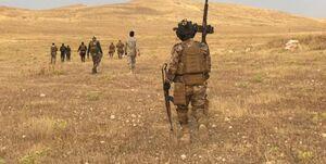 شهادت چهار نیروی حشد الشعبی در شمال عراق