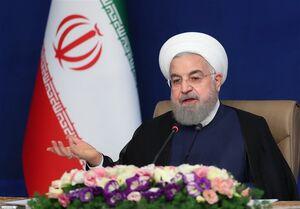 روحانی: فرهنگ مردم مسئله اصلی در زمینه بهداشت است/ تحقیقات بر روی واکسن کرونا در حال پیگیری است