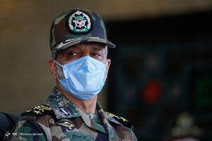 عکس/ اختتامیه رزم مقدماتی با حضور سرلشکر موسوی