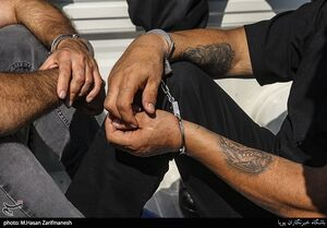 فیلم/ لاتهای محله تهرانپارس قبل و بعد از دستگیری!