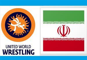 مخالفت اتحادیه جهانی کشتی با محرومیت ایران