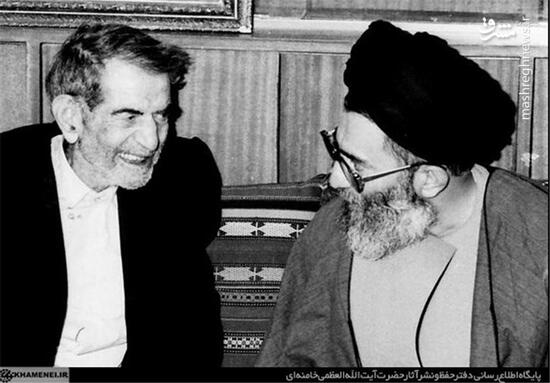 فیلم/ توصیف رهبر انقلاب از استاد شهریار