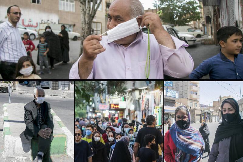 افزایش آمار کرونا در تهران/ موج سوم بیماری در راه است