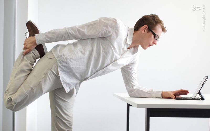 کارکردن در حالت درازکش بهتر است یا نشسته؟