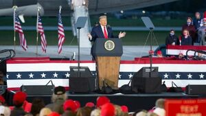 ادعای ترامپ: ظرف یک هفته با تهران به توافق میرسیم!