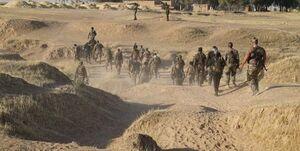 درگیری شدید حشدالشعبی با عناصر داعش در دو حمله جداگانه