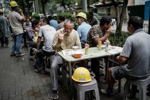 تصاویر جدید از شهر ووهان چین