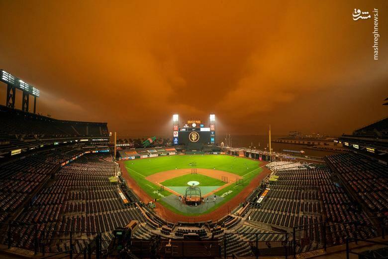2920430 - عکس/ نابودی بیسابقه جنگلهای کالیفرنیا در حریق