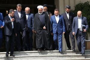 مروری بر اظهارات انتخاباتی روحانی