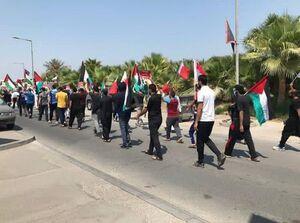 عکس/ تظاهرات جمعه خشم در بحرین