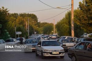 عکس/ آخر هفتههای کرونایی در اصفهان