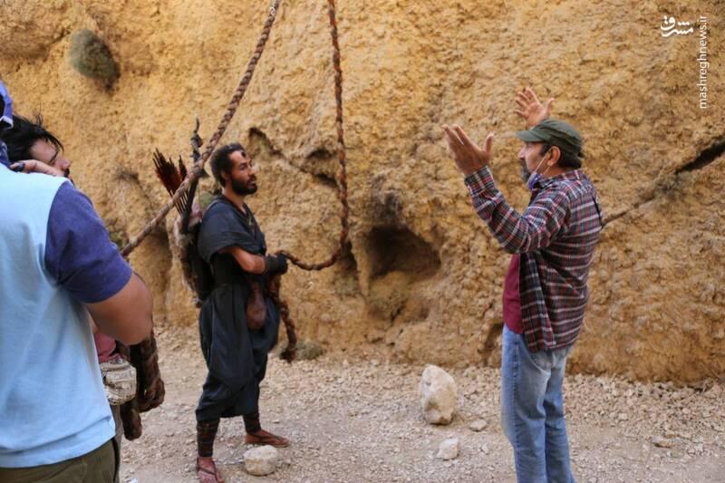 روزهای پایانی «سلمان فارسی» در شاهرود