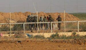 ارتش اشغالگر ۴ فلسطینی را ربود
