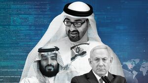 قطر طرفدار ایران است و در حوزه نفوذ ایران قرار دارد/ نباید اجازه داد قطر جلوی عادیسازی روابط اعراب با اسرائیل را بگیرد