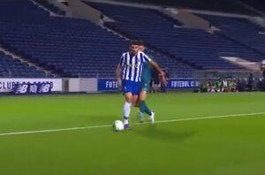 فیلم/ اولین پنالتی طارمی برای پورتو در اولین بازی رسمی